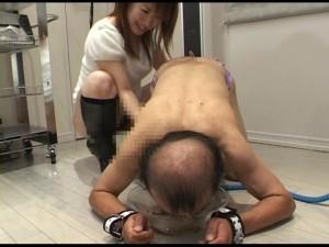 S女専縮小肉便器Room~痴嬢達の男喰い残虐遊戯