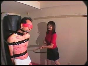 女性専用レンタル畜人器具 第一章~踏み潰し&サンドバック編