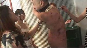 THE ヤプーズマーケット集団面接監禁調教File7 ~ 拷問 - 16