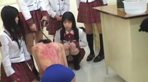 人間卒業なぅ(^O^)/残酷聖蘭女学院☆畜男屠殺授業 - 21