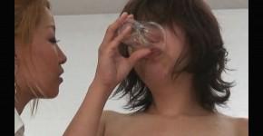 エグすぎる女同士のSM 吐くまで小便を飲ませる4
