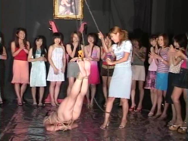 ヤプーズ的・23人女性達の家畜人製造実習 第一行程