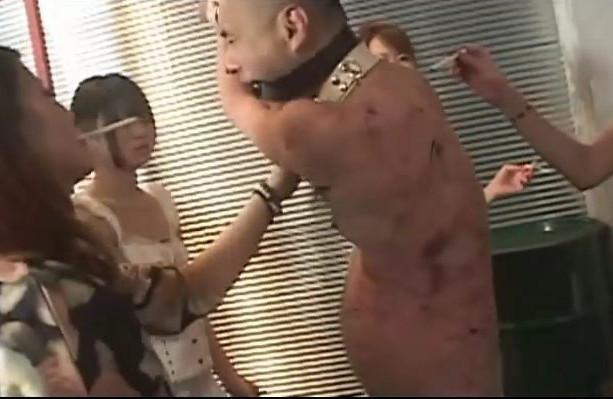 THE ヤプーズマーケット集団面接監禁調教File7 ~ 拷問
