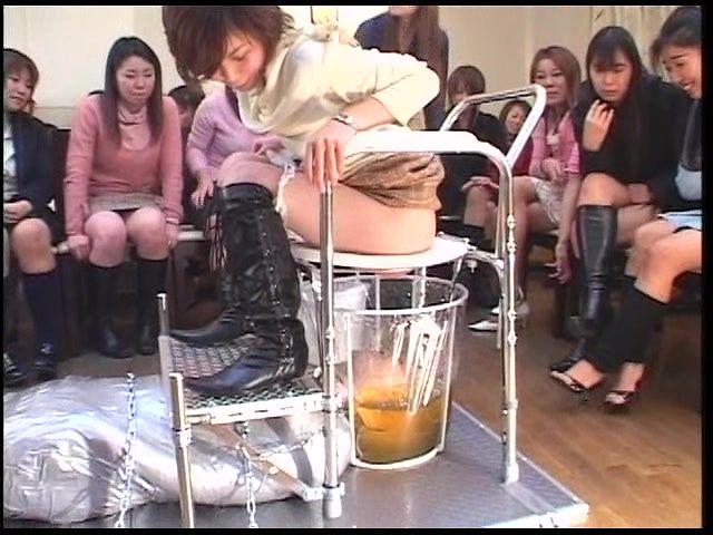 女性の為の家畜人養成スクール~教材男Kの悲劇Step-8