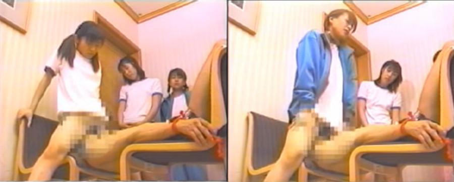 女子校生専用M男クンニ椅子 キャプ