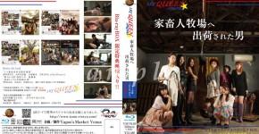 SKYQUEEN☆AIRLINES~家畜人牧場へ出荷された男全4巻組スペシャルブルーレイBOX~Blu-rayBOX限定特典映像入り~YMVB-03