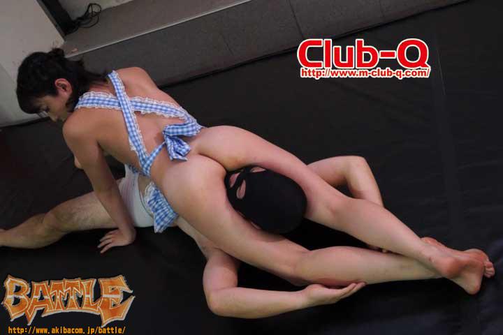 世界最強の失神 ScissorGoddess87 CLUB-Q DD087