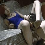M男にお尻・マンコ・脚・ツバなど匂い調教する中国S女
