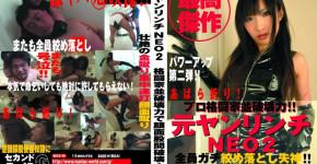 元ヤンリンチ NEO2 格闘家並破壊力で顔面股間破壊!! SECG-05