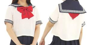 【M男グッズ】S女に着て欲しい・・・女子校生編