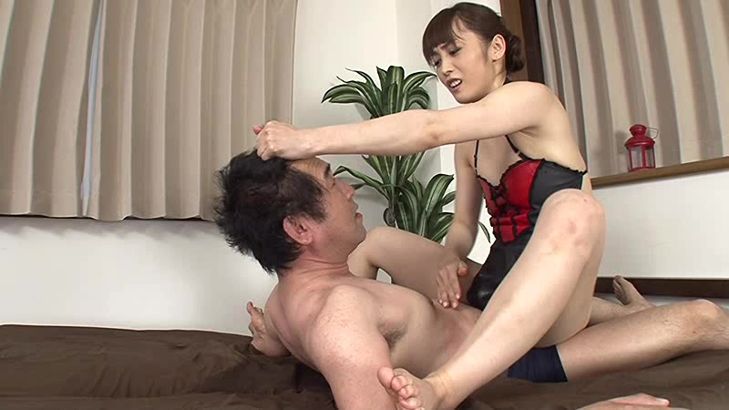 顔面騎乗いじめ - Face Sitting Domination
