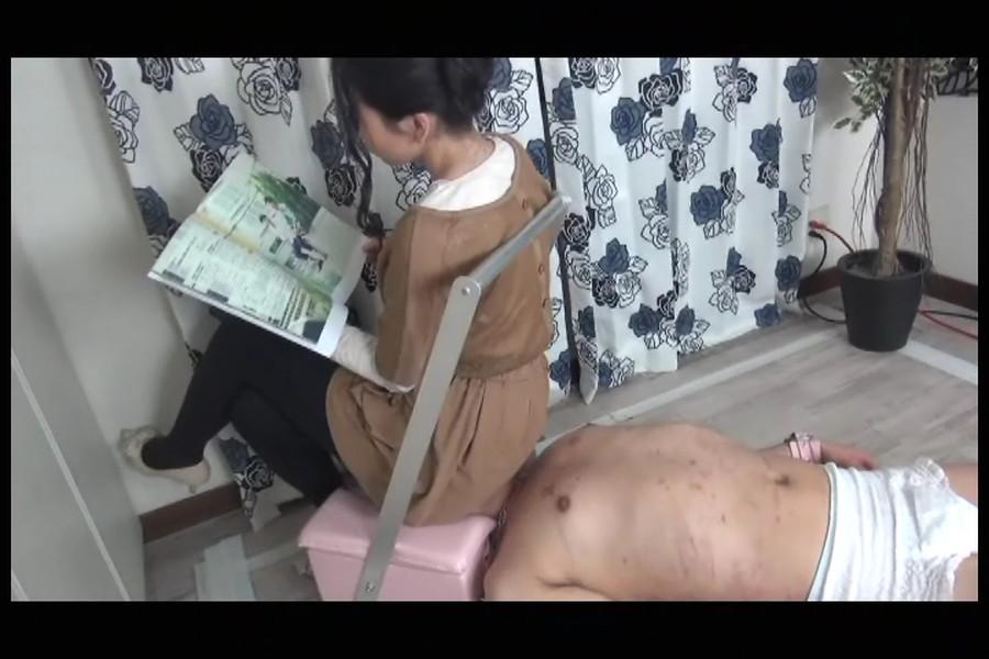 【サンプル集】どんなに辛くても苦しくても・・お嬢様達の生体家具