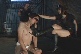 セカンドフェイス非公開映像8 カリスマS女 杏子ゆう 高沢沙耶の拷問責め ブーツ責め 鞭責め 罵倒責め