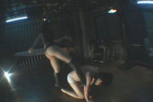 セカンドフェイス非公開映像9 カリスマS女 杏子ゆう 高沢沙耶 強烈ペニバン地獄