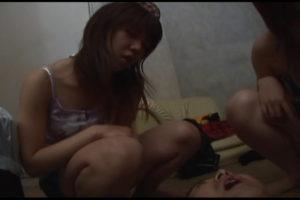 セカンドフェイス非公開映像12 女子大生の部屋に飼われてストレス解消の唾吐きをされる屈辱の毎日