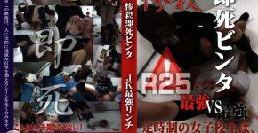 惨殺即死ビンタ JK最強リンチ BP-25