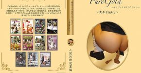 ヤプーズマーケットPUREGOLD総集編〜糞尿Part2〜人間汚物便器編 PSD-04