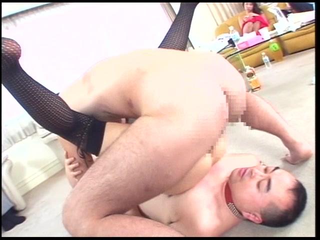 ~顔面騎乗Part1~SEX結合舐め奉仕編【未公開映像収録】