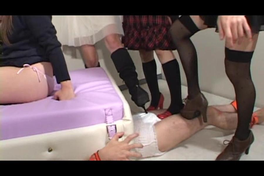 落第家畜 食便リベンジ〜喰えんのか!! その1 STD-07