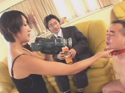 セレブ男女複数カップルSex合コン~屈辱 結合部分舐め雄豚奴隷