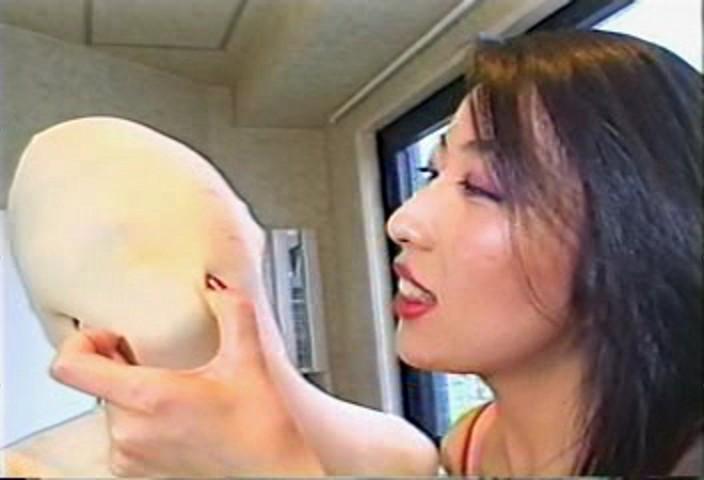 2匹のM男で遊ぶ淫乱お姉さん アナル舐め奉仕⇒強制ホモフェラ顔射