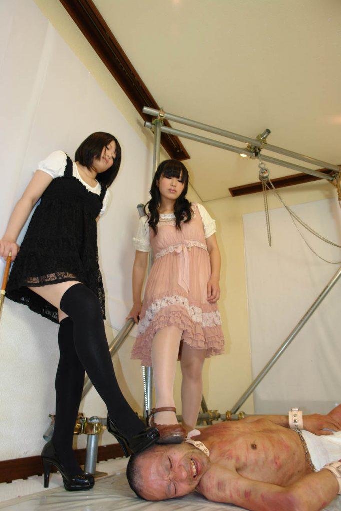 THE ヤプーズマーケット 集団面接監禁調教 ギャラリー2