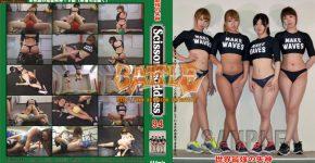世界最強の失神 ScissorGoddess94 CLUB-Q DD094