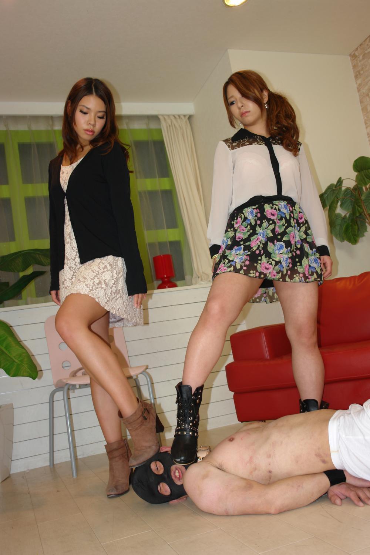 black-japan-girl-dominates-other-panty-celeb