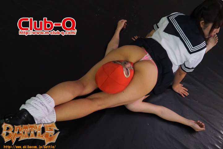 世界最強の失神 ScissorGoddess97 CLUB-Q DD097