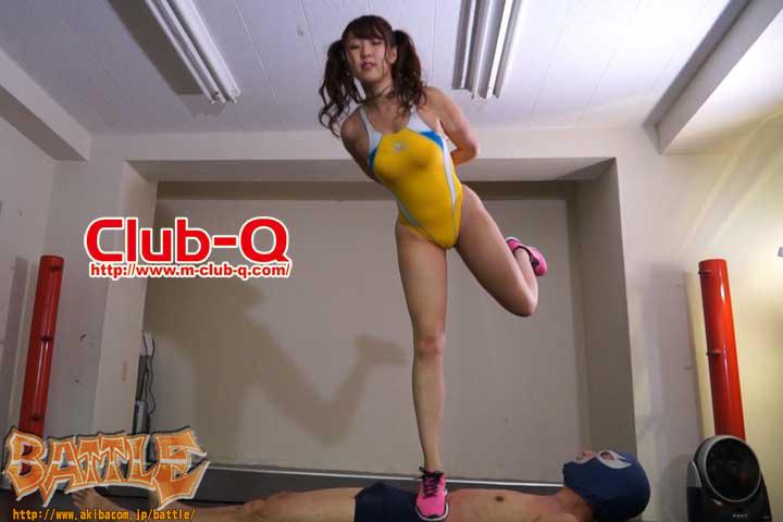 世界最強の失神 ScissorGoddess98 CLUB-Q DD098