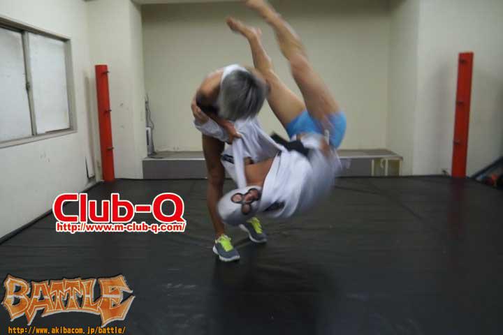 世界最強の失神 ScissorGoddess100 CLUB-Q DD100