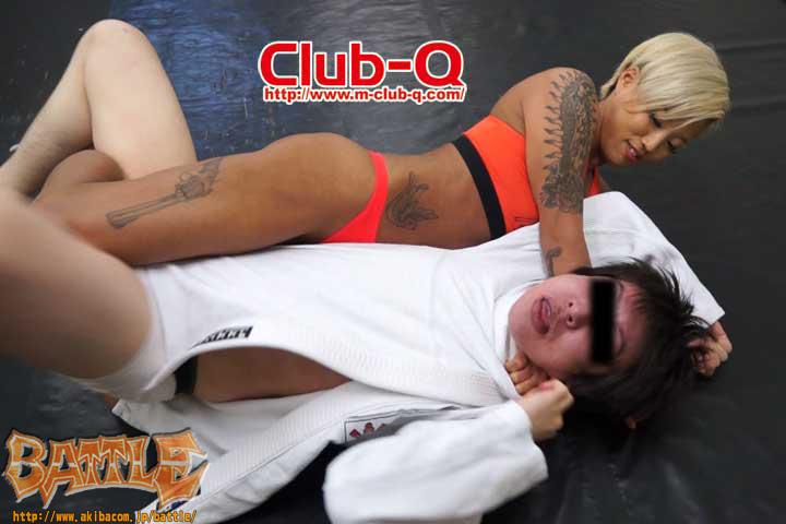 世界最強の失神 ScissorGoddess99 CLUB-Q DD099