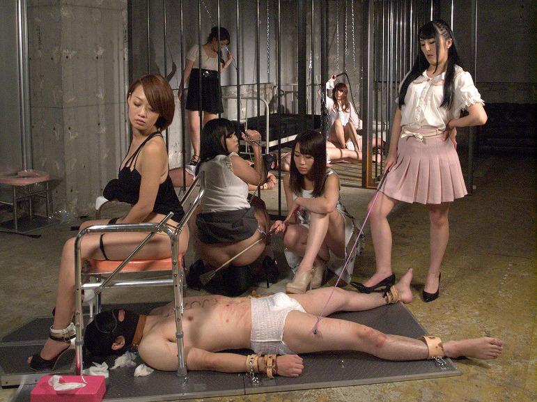 ヤプーズ嬢王様×お嬢様×女王様 監禁面接ギャラリー 3