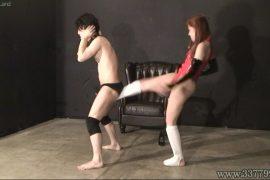 先行配信動画:奴隷化されていく脚フェチマゾ男3