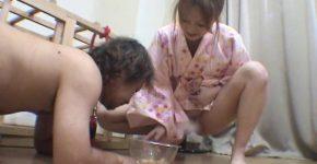 浴衣美人令嬢物語 ザ家畜人調教 お嬢様、下男奴隷を飼う FKD-05