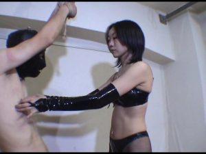 拷問!残酷の一本鞭責め FKD-08