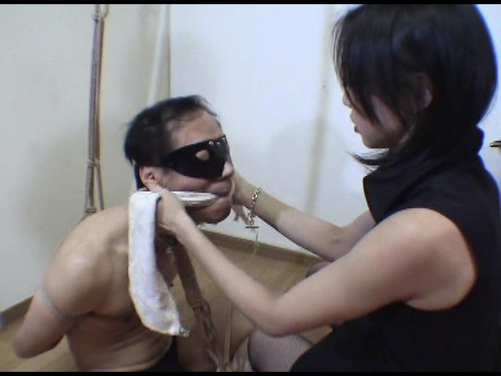 拷問!残酷の一本鞭責め