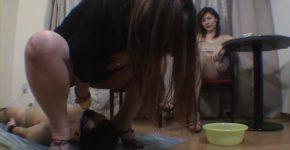 女性専用便器 口奉仕!屈辱の黄金責め KBMD-06