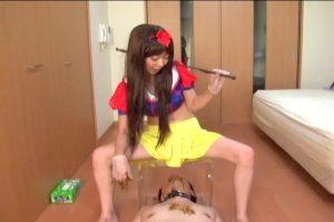 美少女のハードリンチ完全食糞調教 Sizuku