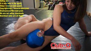 世界最強の失神 ScissorGoddess 110 CLUB-Q DD110
