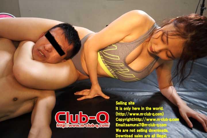 世界最強の失神 ScissorGoddess 111 CLUB-Q DD111