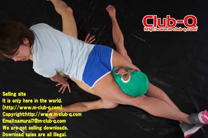 世界最強の失神 ScissorGoddess 112 CLUB-Q DD112