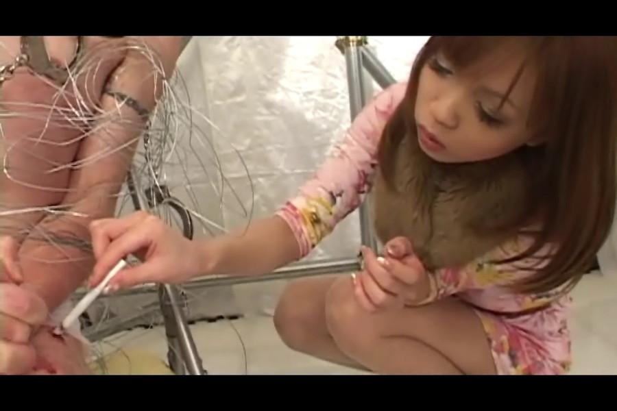 ヤプーズ黄金伝説〜鞭焼拷問私刑その1