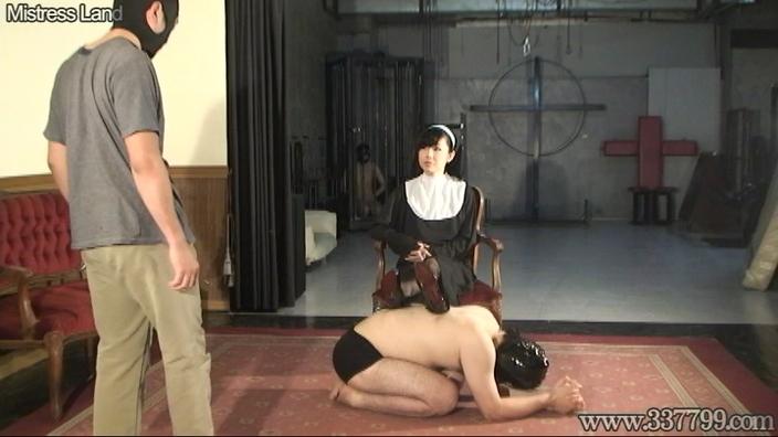 シスターのマゾ男懺悔室 聖紫苑 MLDO-141