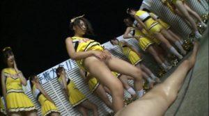 女子○チアリーディング部の猛烈汗だくムンムン汗責め痴女20人 BYD-125