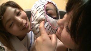 女子○学生 部活後ぱんちゅ臭い責め 出ちゃってもヤメない! BYD-126