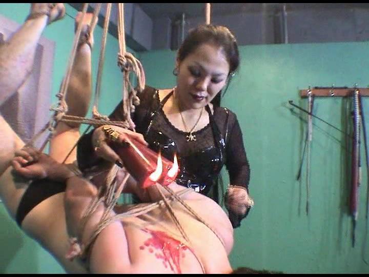 美人拷問官 珠姫 絶叫!地獄の拷問責め FKD-14