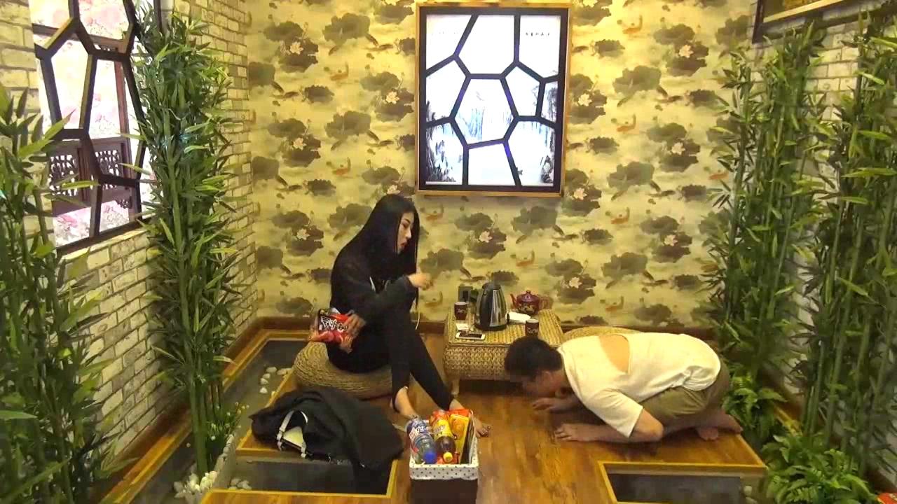 中国富裕層の女性に飼われるM男 女長者と男乞食(小剛流浪記7-1)