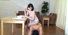 家事奴隷マゾ夫と貞操帯で射精管理する浮気妻の夫婦生活 茜 MLDO-142