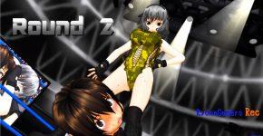 【二次元M男動画】格闘美女にボコボコにされる3 逆リョナ